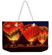 Dawn Color Weekender Tote Bag