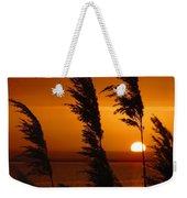Dawn Grasses Weekender Tote Bag