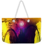 Dawn In A New Era Weekender Tote Bag