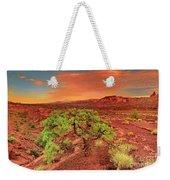 Dawn Light Capitol Reef National Park Utah  Weekender Tote Bag