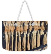 Dawn Light On The Cliffs At Red Rock Weekender Tote Bag