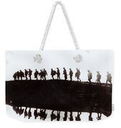 Dawn March Weekender Tote Bag by Private Collection