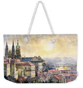 Dawn Of Prague Weekender Tote Bag