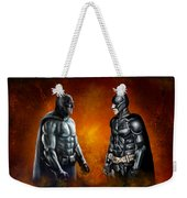 Dawn Of The Dark Knight Weekender Tote Bag