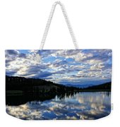 Dawn Over Big Sky Weekender Tote Bag