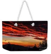 Dawn Over Big Spruce Knob Weekender Tote Bag