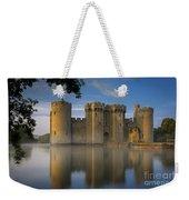 Dawn Over Bodiam Castle Weekender Tote Bag