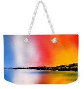 Dawn Twilight Weekender Tote Bag