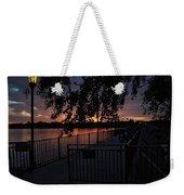 Dawns Light Weekender Tote Bag