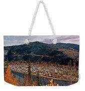 Dawson City - Yukon Weekender Tote Bag