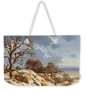Day By The Baltic Sea Weekender Tote Bag