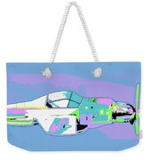 Day Flight Weekender Tote Bag