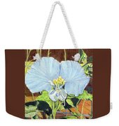 Day Flower Weekender Tote Bag