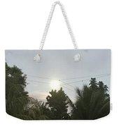 Day Moon Weekender Tote Bag
