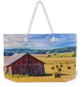 Day Of August Weekender Tote Bag