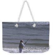 Day Of Ocean Fishing Weekender Tote Bag