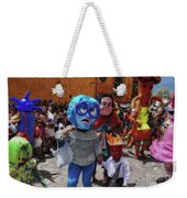 Day Of The Crazies 2017 Weekender Tote Bag