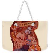 Day Of The Dead Dude Weekender Tote Bag