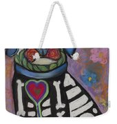 Day Of The Dead Hudson Weekender Tote Bag
