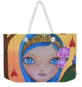 Day Of The Dead Princess Weekender Tote Bag