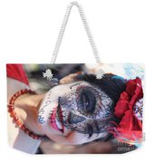 Day Of The Dead Woman I Weekender Tote Bag