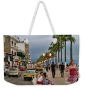 Day Time Maleconmexico  Weekender Tote Bag