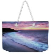 Daybreak At Caswell Bay Weekender Tote Bag