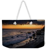 Days End At El Matador Weekender Tote Bag