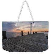 Days End Dock Weekender Tote Bag