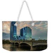 Days End In Grand Rapids Weekender Tote Bag