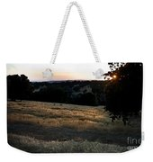 Day's End In Ten Weekender Tote Bag