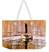 An Idyllic Day's End Weekender Tote Bag