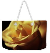 Days Of Golden Rose Weekender Tote Bag