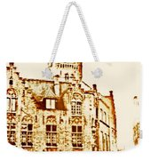Days Of Old Weekender Tote Bag