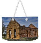 Days Past Weekender Tote Bag