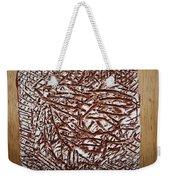 Days Work - Tile Weekender Tote Bag