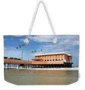 Daytona Beach Pier Weekender Tote Bag