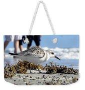 Daytona Beach Surf 001 Weekender Tote Bag