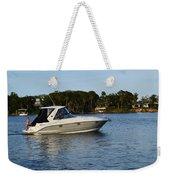 Daytona Shapes Weekender Tote Bag