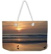 Daytona Sunrise Weekender Tote Bag