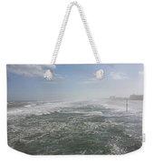Daytona Waves Weekender Tote Bag