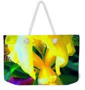 Dazzle In The Garden Sun Weekender Tote Bag