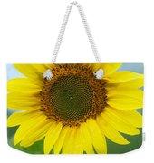 Dazzling Sunflower Weekender Tote Bag