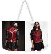 Dc Comics Wonder Woman Jacket Weekender Tote Bag
