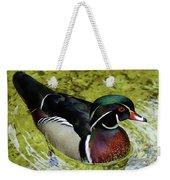 Dc Duck Weekender Tote Bag