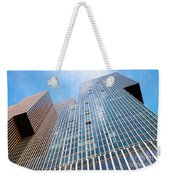 De Rotterdam Vertical City Weekender Tote Bag