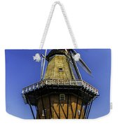 De Zwaan Windmill In Holland Weekender Tote Bag
