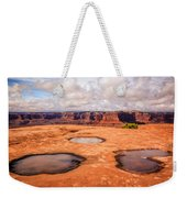 Dead Horse Pools Weekender Tote Bag