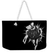 Ballet Flower Weekender Tote Bag