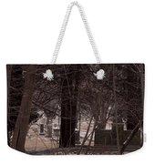 Dead Of Winter Weekender Tote Bag